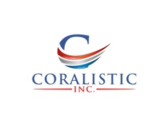 Coralistic Inc. logo design