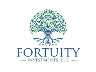 Fortuity Investments, LLC logo design