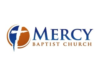 Mercy Baptist Church logo design