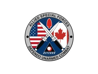 Modern Defendo  logo design