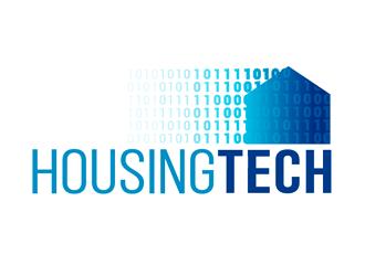 HousingTech logo design