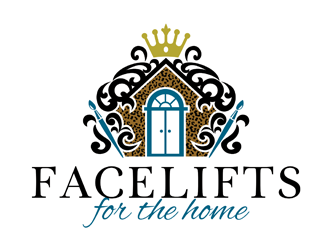 facelifts for the home  logo design