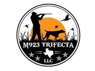 M923 Trifecta, LLC logo design