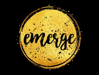Emerge logo design