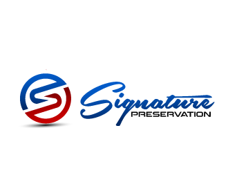 Signature Preservation logo design