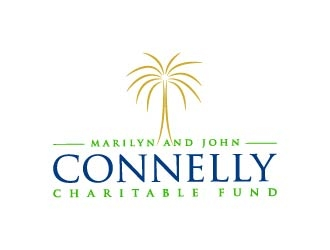 Marilyn and John Connelly Charitable Fund logo design