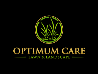Optimum Care logo design