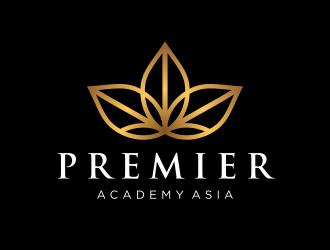 Premier Academy Asia logo design