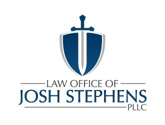 Law Office of Josh Stephens, PLLC logo design