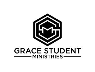 Grace Student Ministries  logo design