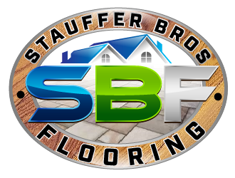 Stauffer Bros Flooring logo design
