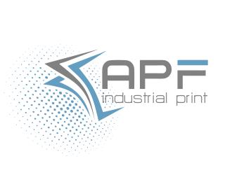 APF logo design