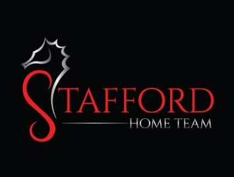 Stafford Home Team  logo design