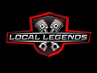 Local Legends logo design