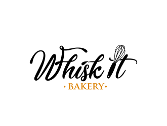 Whisk It Bakery logo design winner
