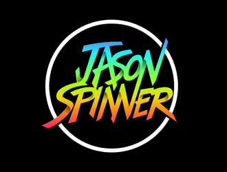 Jason Spinner logo design winner