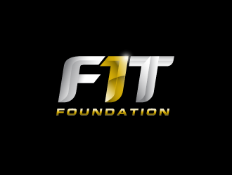 FIT 1 Foundation logo design