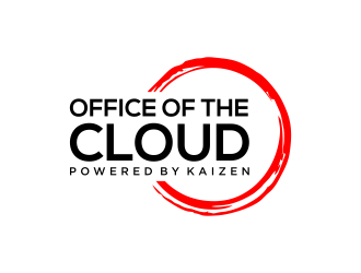 Office of the Cloud logo design