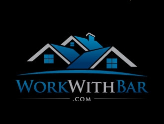 WorkWithBar.com logo design