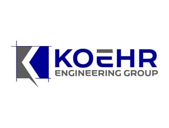 KOEHR ENGINEERING GROUP logo design