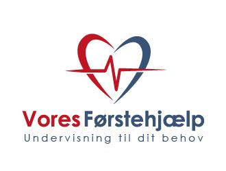 Vores Førstehjælp logo design winner