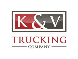 K&V logo design winner