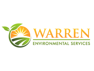 Warren Environmental Services LLC logo design winner