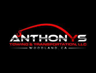 Anthonys Towing & Transport   (or Anthonys Towing & Transportation, LLC) logo design winner