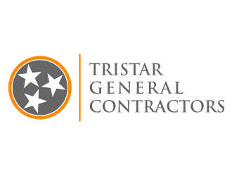 TriStar General Contractors  logo design winner