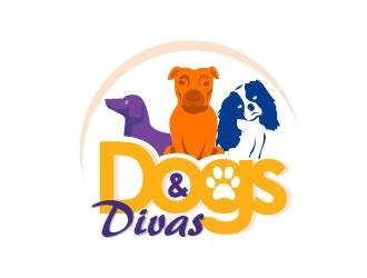 Dogs & Divas logo design by art-design