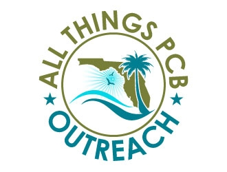 All Things PCB Outreach logo design winner