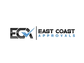 East Coast Approvals logo design