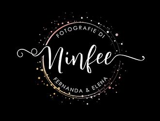 Ninfee - Fotografie di Fernanda & Elena  logo design