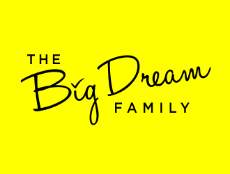 The Big Dream Family logo design