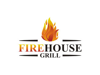 Firehouse Grill logo design by rief