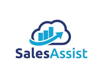 SalesAssist logo design