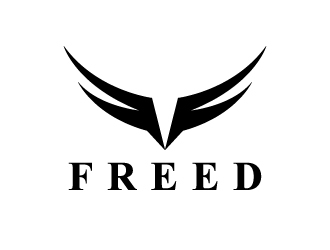 Freed logo design