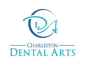 Charleston Dental Arts  logo design