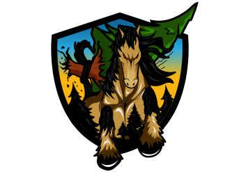 Freedom Logging Ltd logo design