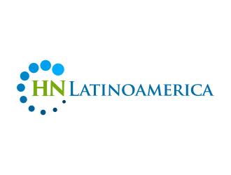 HN Latinoamerica logo design
