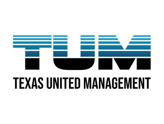 (TUM) Texas United Management Corp. logo design