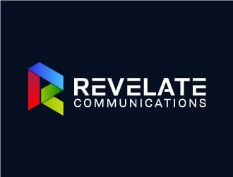 Revelate Communications logo design