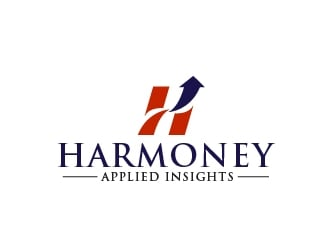 Harmoney Consulting logo design