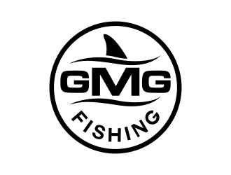 GMG Fishing logo design