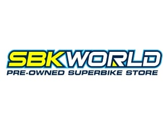 Sbk World  logo design