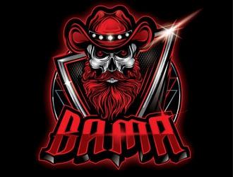 Bama logo design