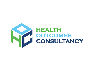 Health Outcomes Consultancy logo design