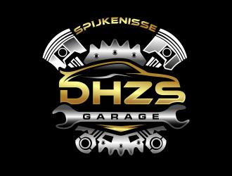 DHZS  ( Doe het Zelf garage Spijkenisse ) logo design