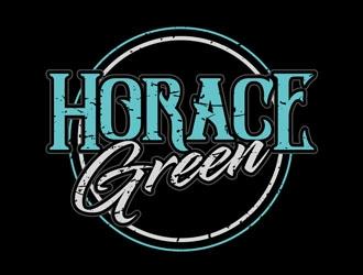 Horace Green logo design