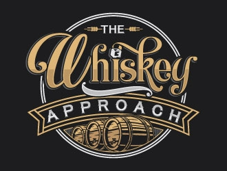 Whiskey Approach logo design